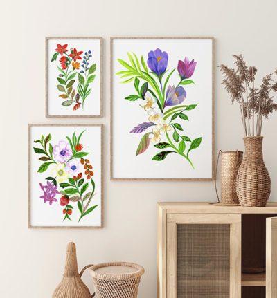 Summer Bouquet - Atelier Palel