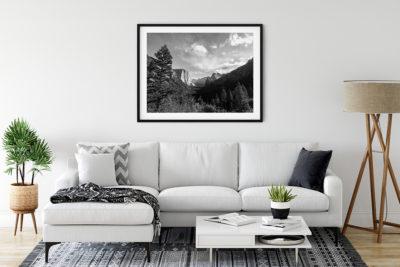 Yosemite Tunnel View - Atelier Palel