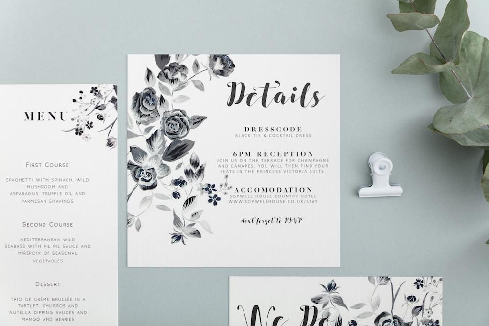 Winter Bouquet - Atelier Papel